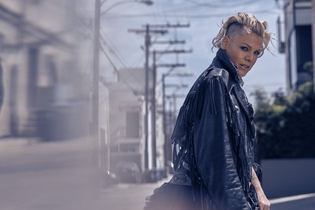 Pink Is Angry, Honest And Armed With New