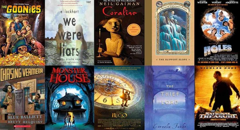 The 16 Best Children's Mystery Books and Movies | HuffPost