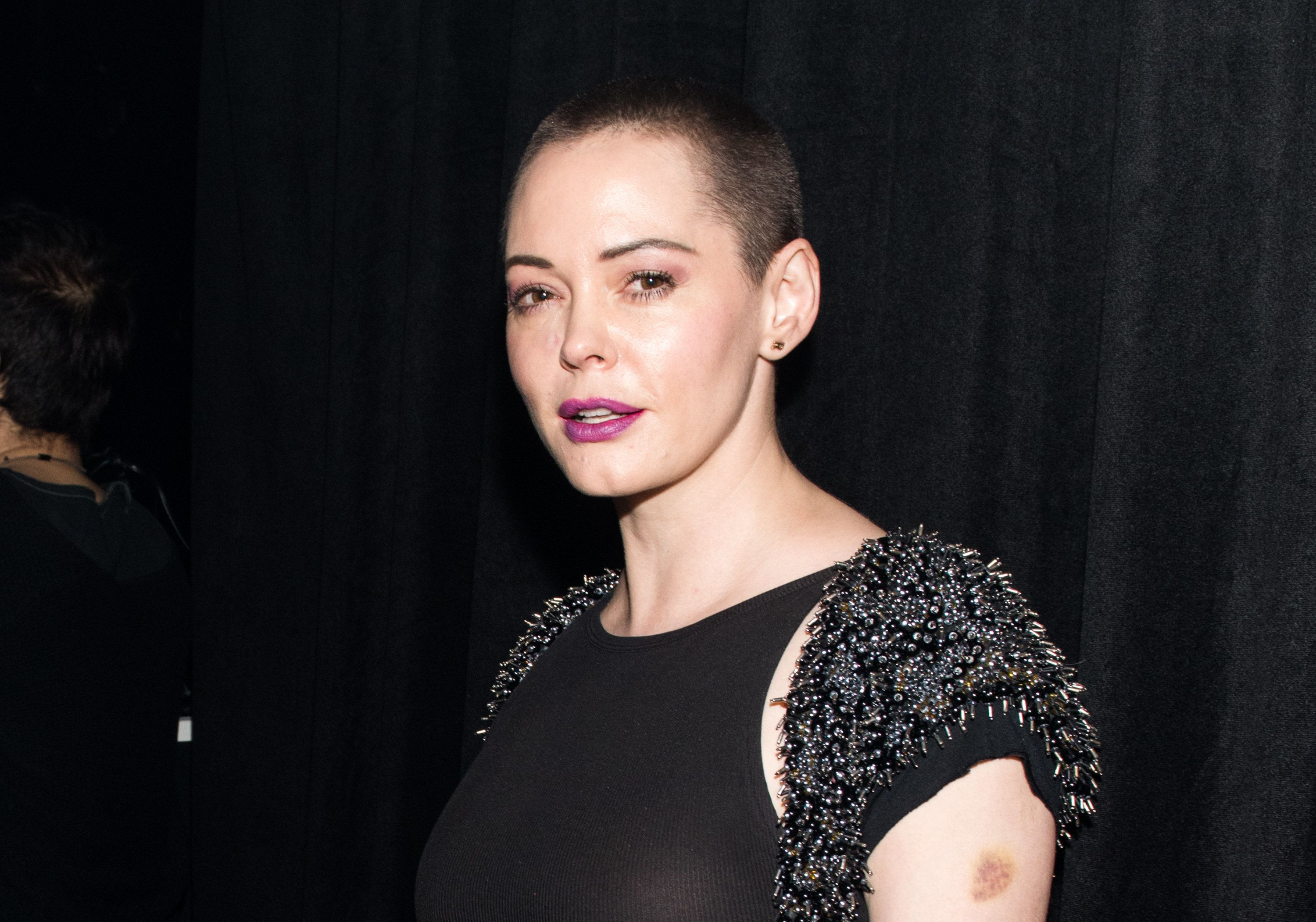 Rose McGowan, the woman who sparked the Twitter