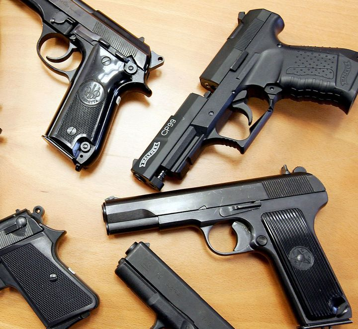 it s time to retire the guns don t kill people people kill