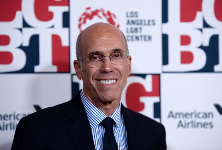 Jeffrey Katzenberg in September 2017.