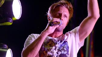 LAS VEGAS, NV - OCTOBER 24:  Jon Foreman of Switchfoot performs during the Life is Beautiful Festival in downtown Las Vegas on October 24, 2014 in Las Vegas, Nevada.  (Photo by Tim Mosenfelder/Getty Images)