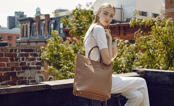 13 Vegan Leather Bags That Are Good For Your Conscience And Wallet