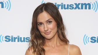 NEW YORK, NY - JULY 26:  Minka Kelly visits at SiriusXM Studios on July 26, 2017 in New York City.  (Photo by Robin Marchant/Getty Images)