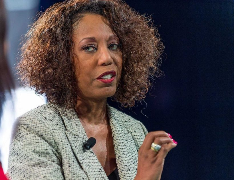 <em>Denise Young Smith, </em>Apple&#39;s Vice President of Inclusion and Diversity