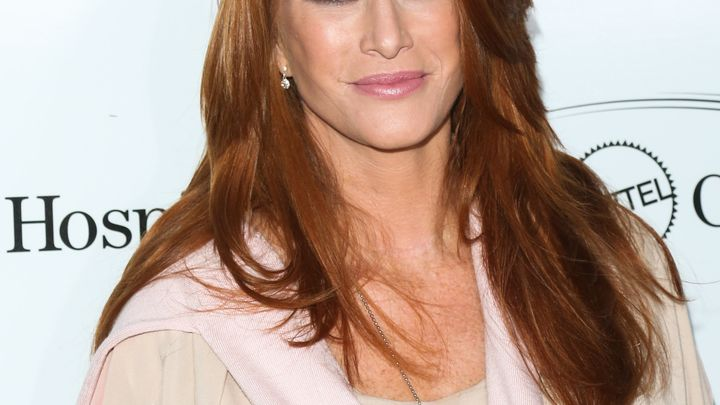 Actress and former model Angie Everhart toldKLOS morning show