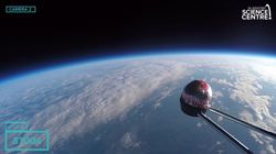 Tens Of Thousands Watch Scientists Launch Teacake Into