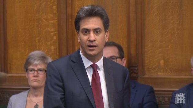 Ed Miliband has been a backbencher since