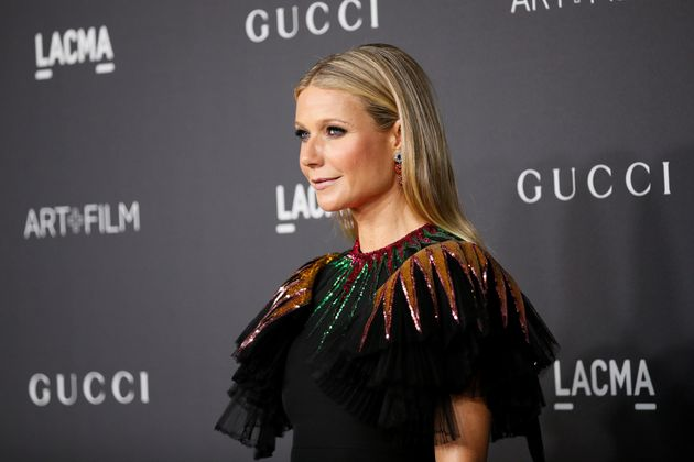 Gwyneth, pictured in October