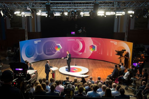 'Question Time' is the BBC's flagship political