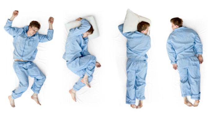 The Best and Worst Sleeping Positions for Your Body