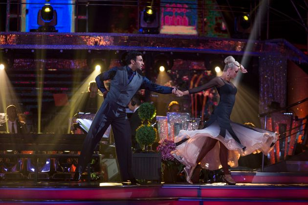 'Strictly Come Dancing': Charlotte Hawkins Leaves The Show After Dance-Off Against Davood