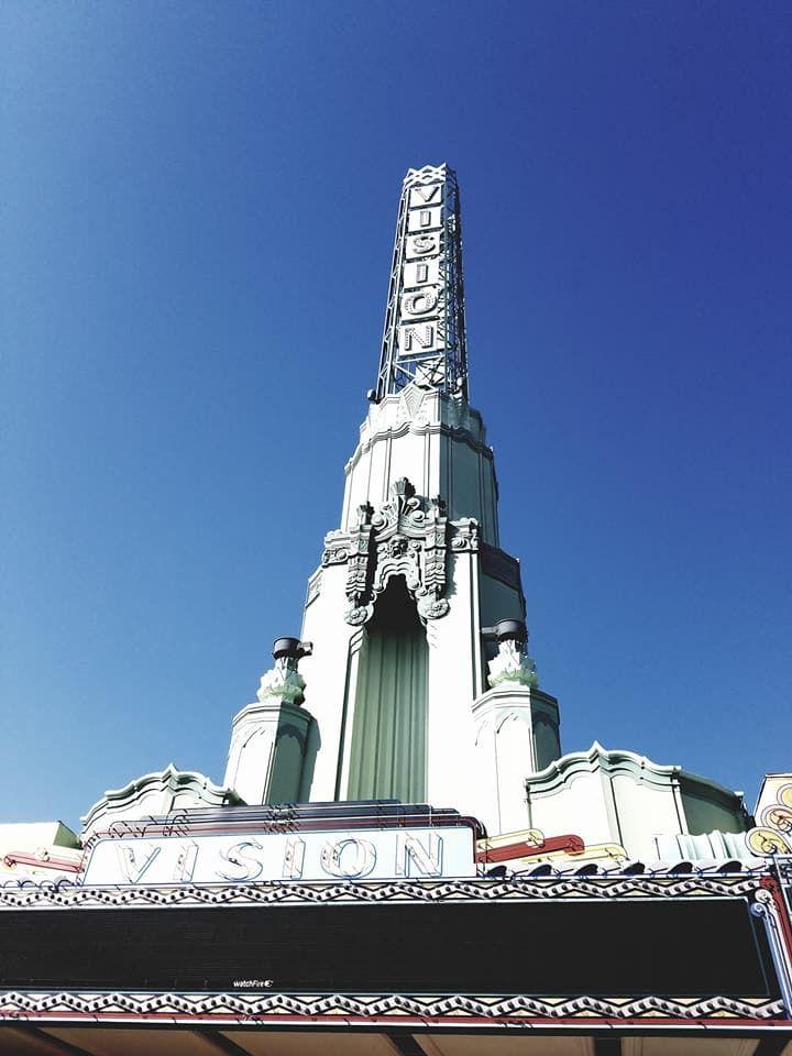 Loms Angeles Historic Landmark Vision Theater