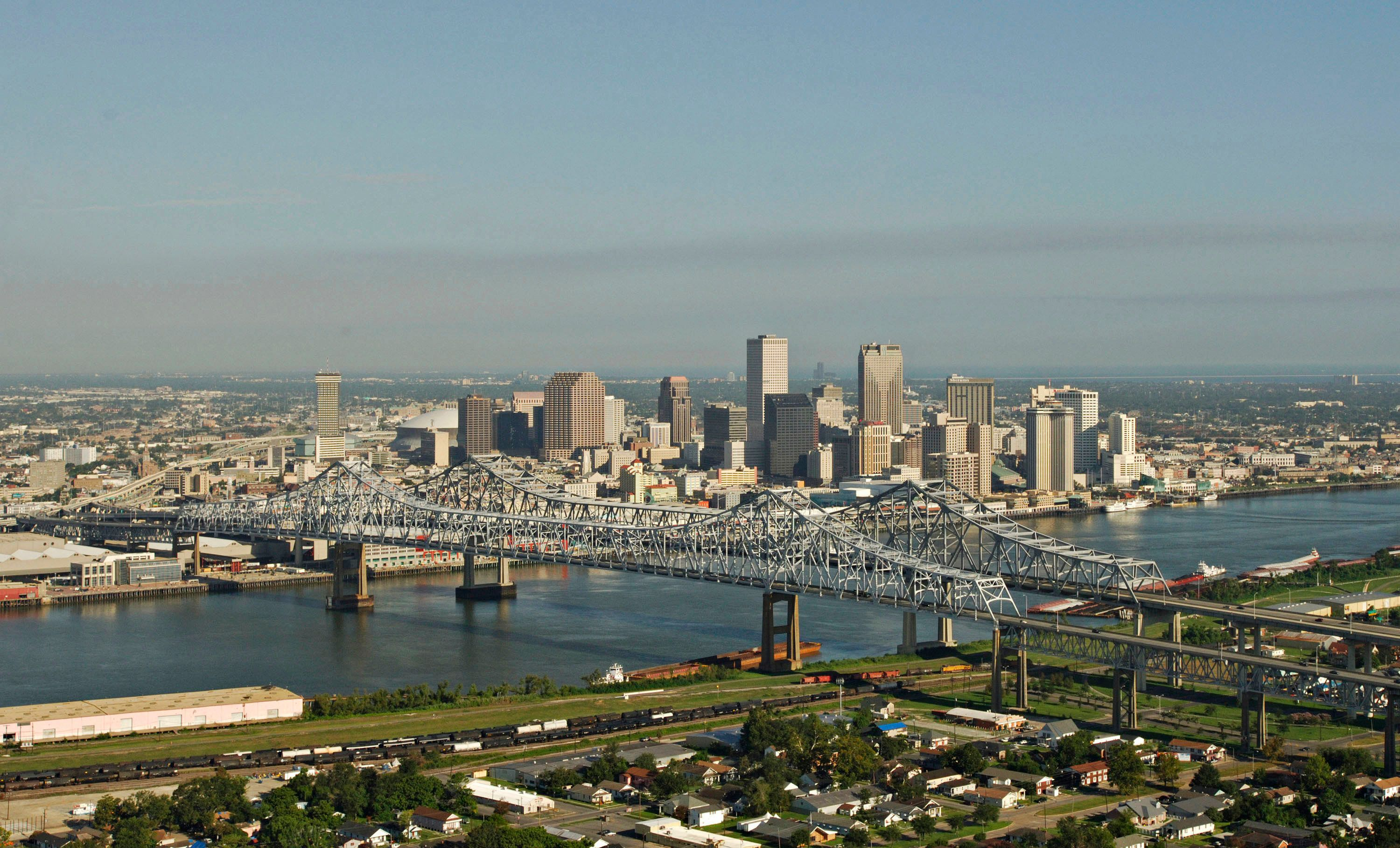 New Orleans, a city founded in 1718, is due to have its first woman mayor. LaToya Cantrell and Desiree Charbonnet procee