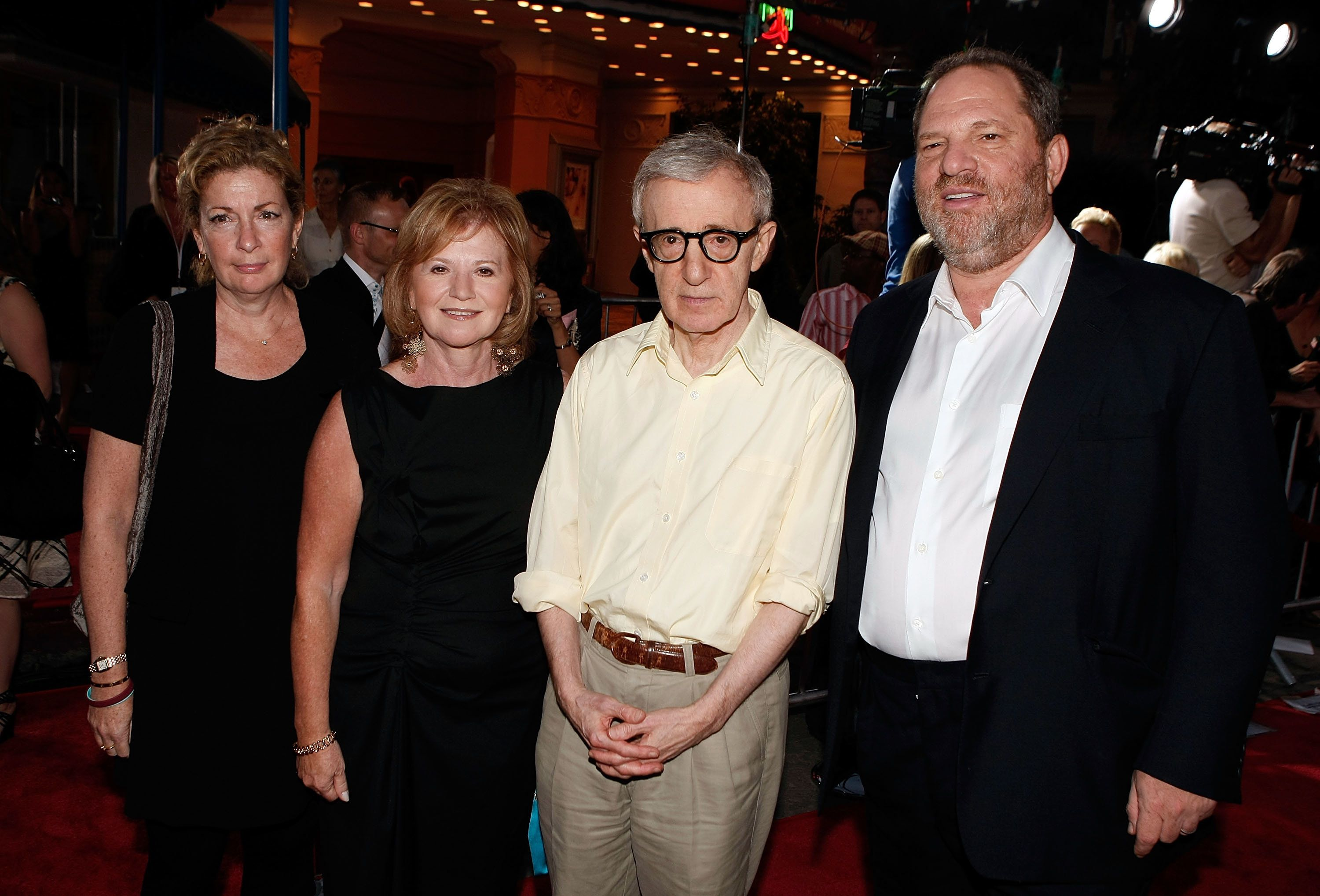 Woody Allen Says Harvey Weinstein Scandal Is 'Very Sad For Everyone