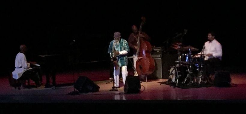 Albert Ayler Free Jazz