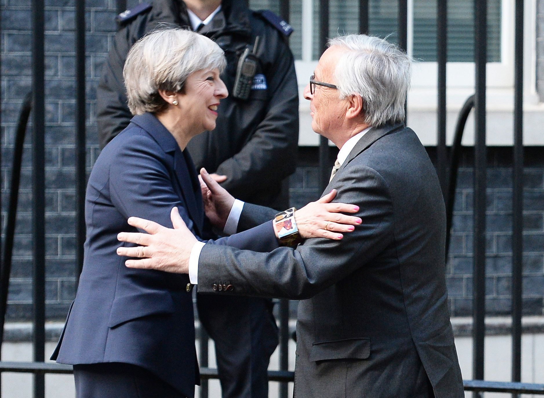 Theresa May To Meet EU Bosses In Brussels amid Brexit