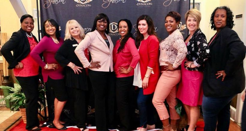 The Planning Team (L to R): Valyncia Patterson, Lena Murrill-Chapman, Barbara Smith, Pat B. Freeman, Zitty Nxumalo, Tonya And