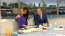 Charlotte Hawkins Gets Emotional On 'Good Morning Britain' After 'Strictly'
