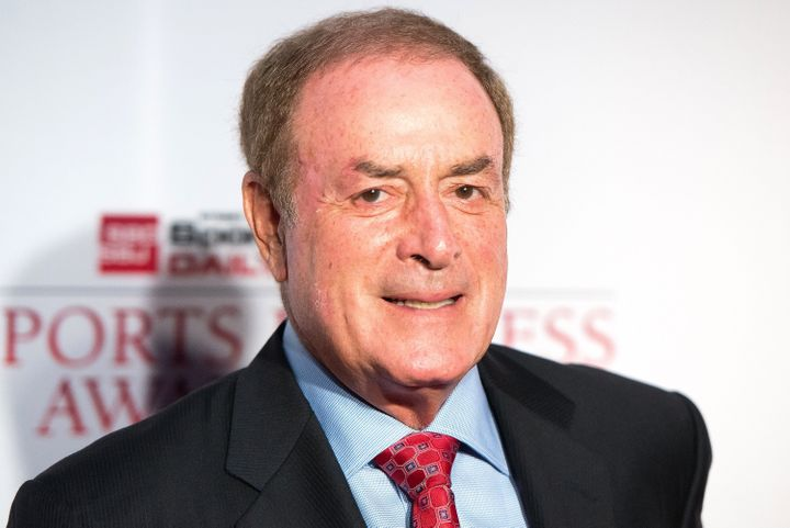 Al Michaels later apologized for his remark.