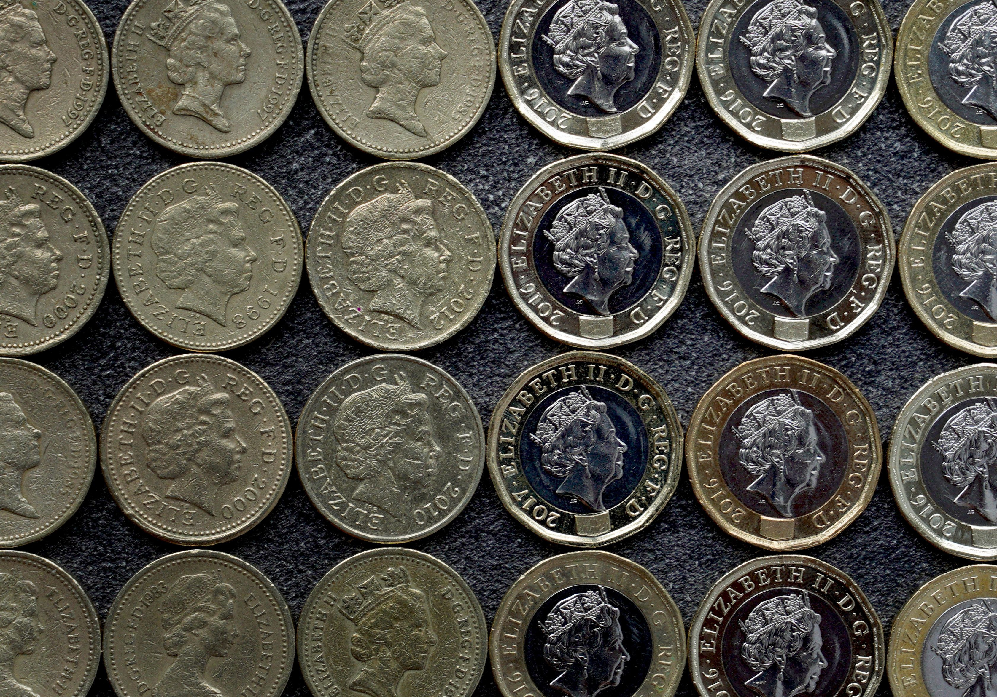 If You've Still Got Some Old Pound Coins Left, Don't Panic. Here's What You Can