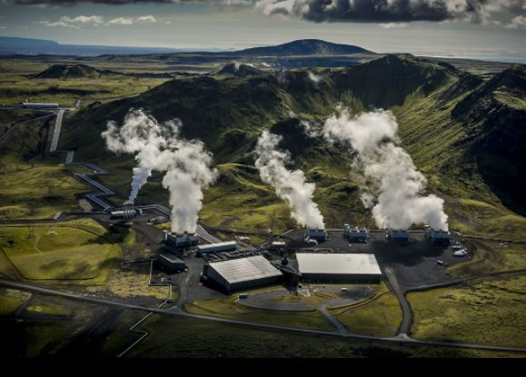 This Incredible Power Plant Produces Nothing But Electricity And