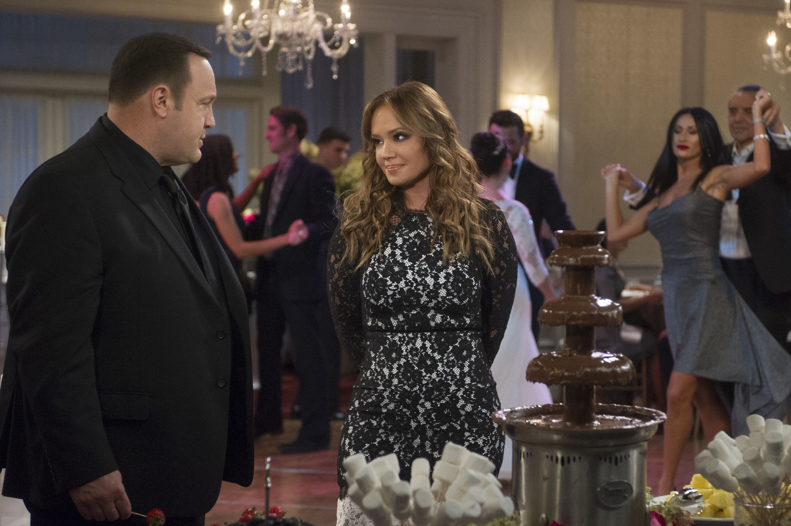 Kevin James explains TV wife's onscreen death