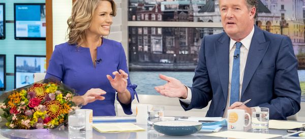 Piers Morgan Threatens To 'Bring Shirley Ballas Down' For 'Disrespecting' Charlotte Hawkins