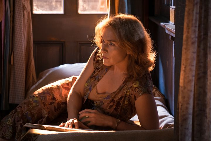 "Kate Winslet stars in ""Wonder Wheel."""