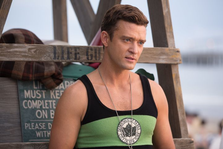 "Justin Timberlake stars in ""Wonder Wheel."""