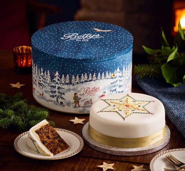 Blue Cakes Sainsbury S