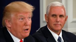 Trump Reportedly Joked That Pence 'Wants To Hang' All