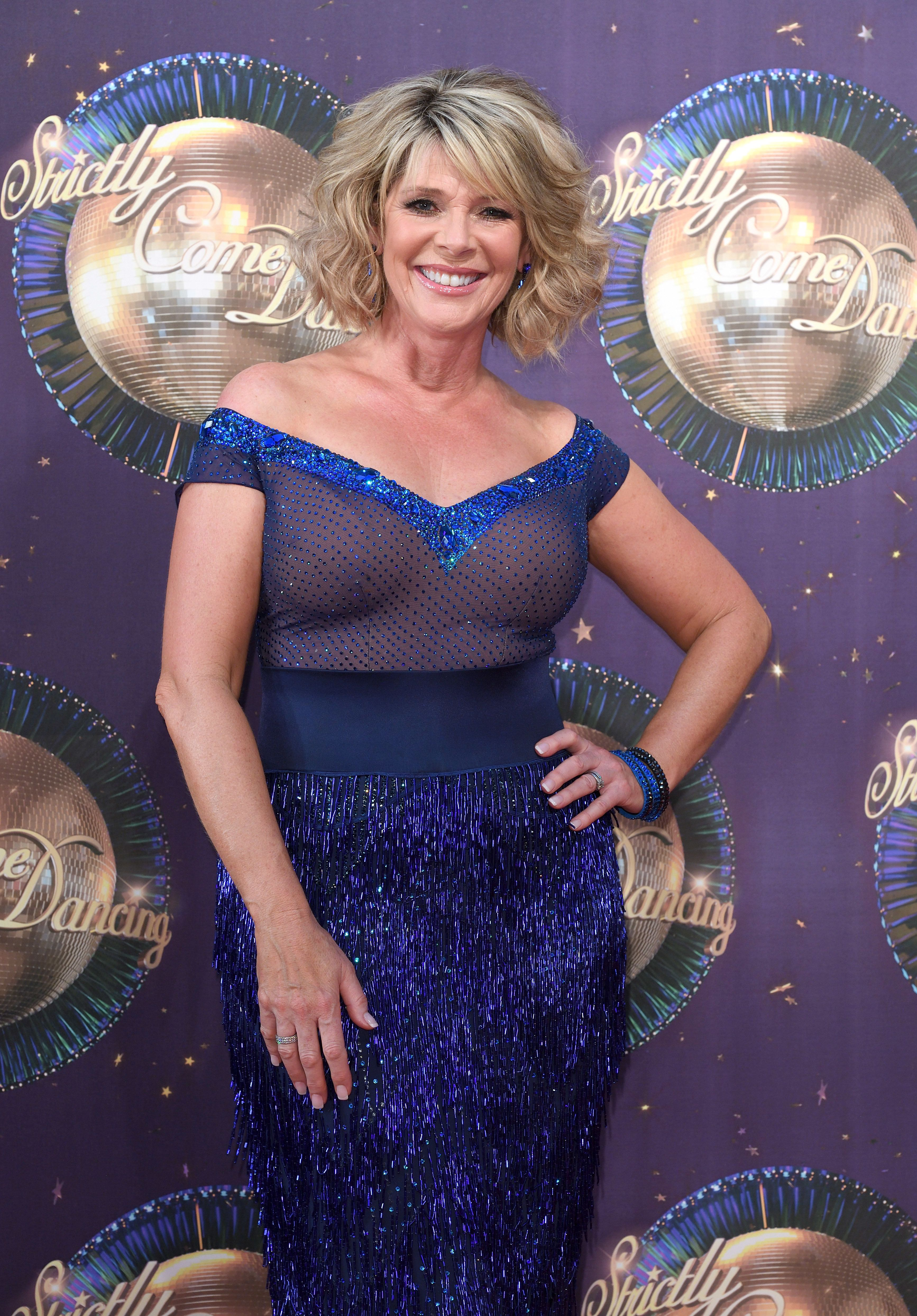 Ruth Langsford 'Does A Debbie McGee' As She Drops 'Strictly' Results