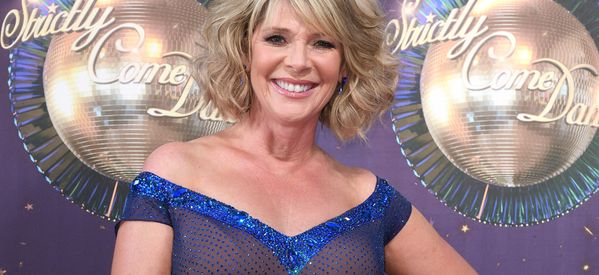 Ruth Langsford 'Does A Debbie McGee' As She Drops 'Strictly' Results Spoiler