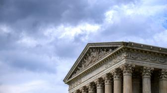WASHINGTON, DC - JUNE 16:  The Supreme Court of the United States building on June 16, 2017 in Washington, DC. (Photo by Jonathan Newton / The Washington Post via Getty Images)