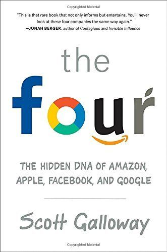 Book Review The Four By Scott Galloway Huffpost