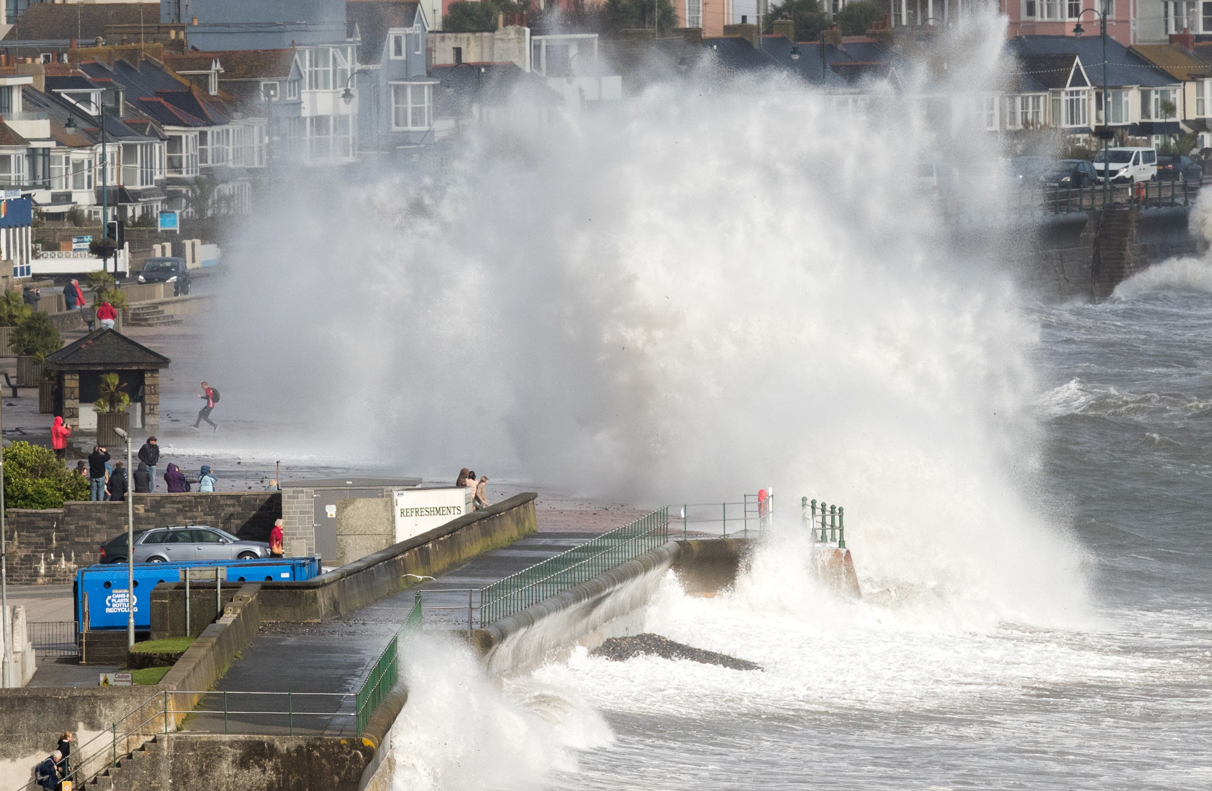 Storm Ophelia Death Count Rises To Three After Man Is Killed By Falling