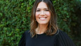 LOS ANGELES, CA - OCTOBER 08:  Actor Mandy Moore attends The Rape Foundation's Annual Brunch on October 8, 2017 in Los Angeles, California.  (Photo by Rich Fury/Getty Images)