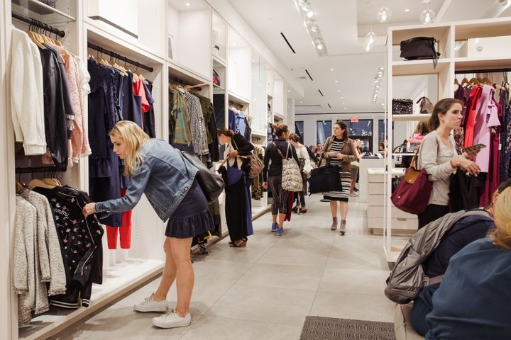 "Many of <a href=""https://www.renttherunway.com/"" target=""_blank"">Rent The Runways's</a> self-services are online, but the company's five retail stores continue to function as distribution hubs for in-person drop-offs, pick-ups and new item selections.&nbsp;"