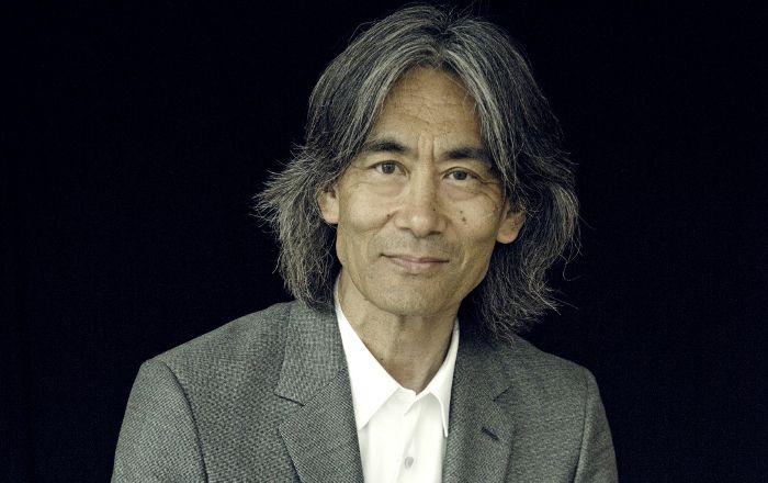 Conductor Kent Nagano