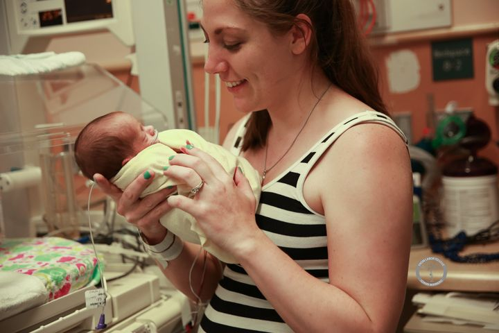 Connecticut photographer JoAnn Marrero documented their time in the NICU.