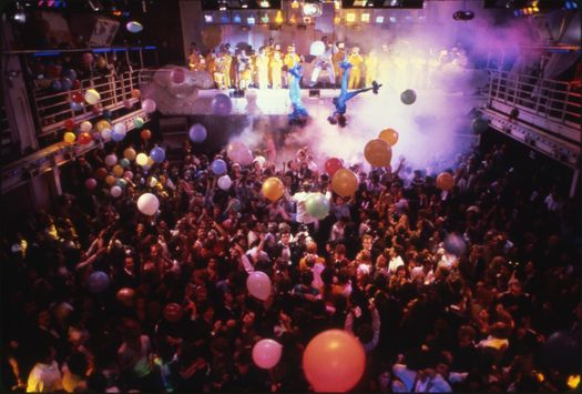 Studio 54: New Year's Eve, 1979
