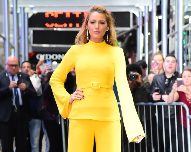 Blake Lively Says 'Standing In Solidarity' With Sexual Harassment Victims Isn't