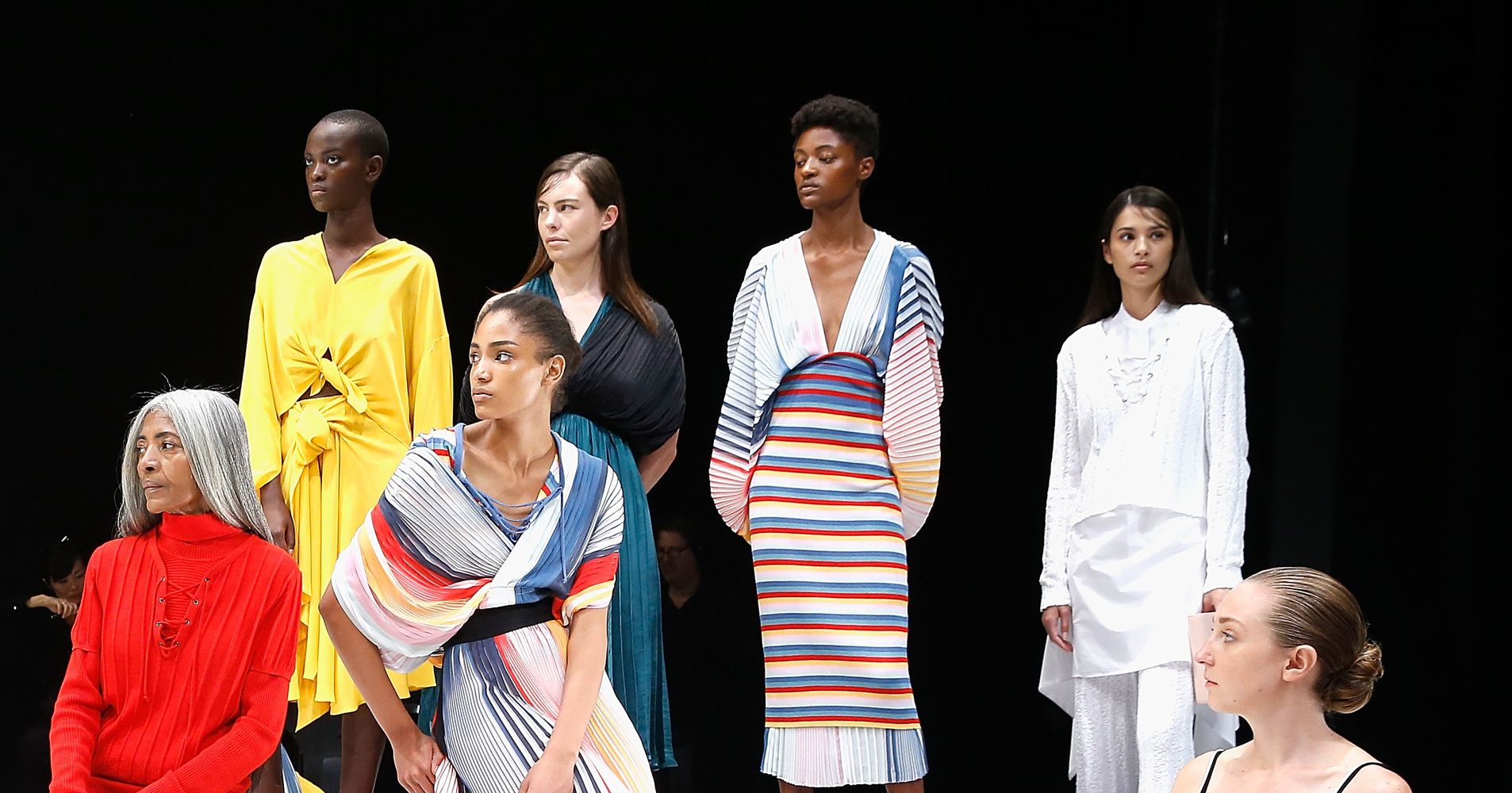 There's Actually Some Good News Coming From The Fashion World