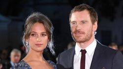 So Michael Fassbender And Alicia Vikander Got