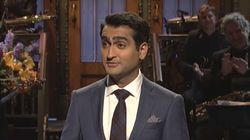 Kumail Nanjiani's 'SNL' Monologue Somehow Hilariously Skewers