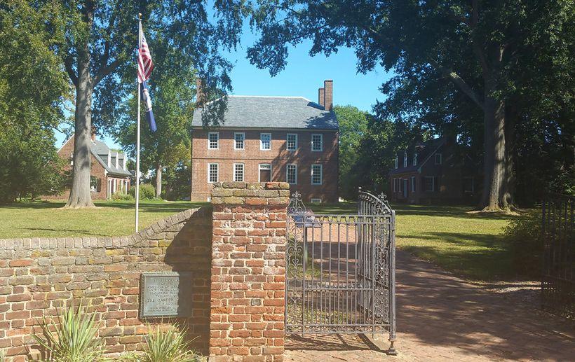 Historic Kenmore Plantation