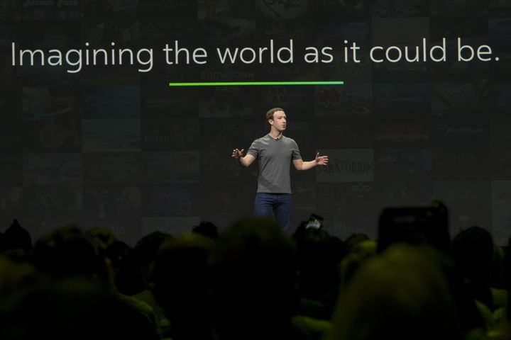 Facebook CEO Mark Zuckerberg may ultimately find himself speaking before a congressional committee rather than a product laun