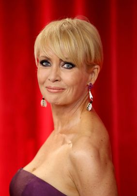 MANCHESTER, ENGLAND - JUNE 03:  Lysette Anthony attends The British Soap Awards at The Lowry Theatre on June 3, 2017 in Manchester, England. The Soap Awards will be aired on June 6 on ITV at 8pm.  (Photo by Mike Marsland/Mike Marsland/WireImage)