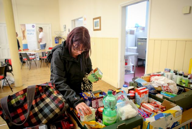 Foodbanks are coping with 'dramatic increases' in